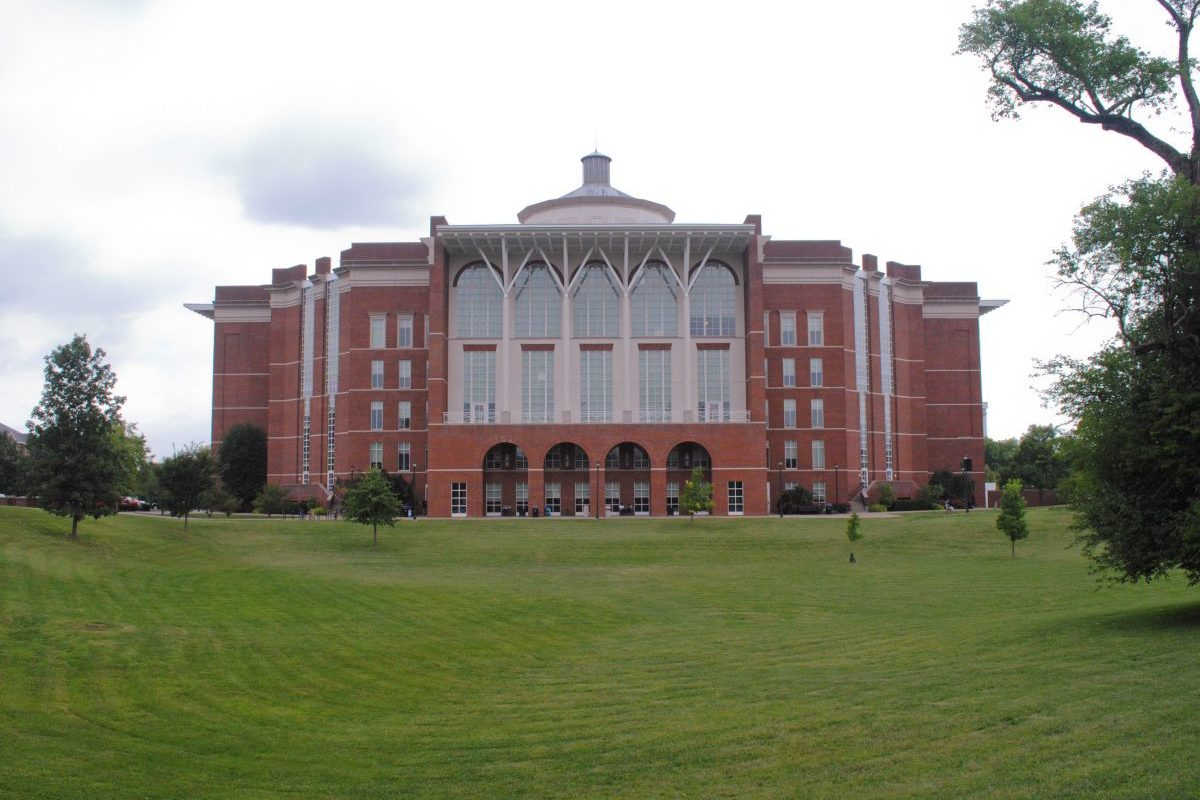 William T Young Library University of Kentucky
